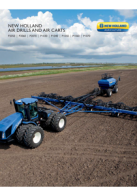 air hoe drills pdf new holland agriculture