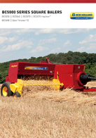 bc5000 small square balers pdf new holland agriculture