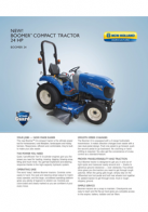 boomer 24 pdf new holland agriculture