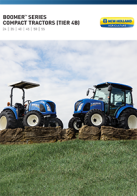New Holland Model 120 Mower Dealer/'s Brochure