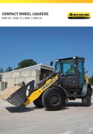 compact wheel loaders pdf new holland agriculture