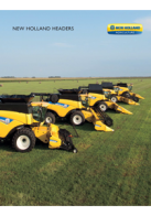 corn heads pdf new holland agriculture