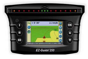 display EZguide250