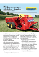 dura tank pdf new holland agriculture