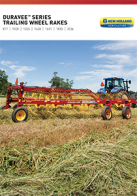 duravee trailing wheel rakes brochure us en