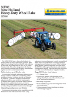 h5980 heavy duty pdf new holland agriculture