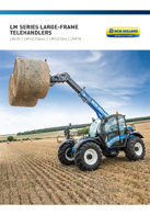 large full size telehandler pdf new holland agriculture