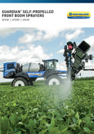 sp310f sp370f sp410f sprayers pdf new holland agriculture