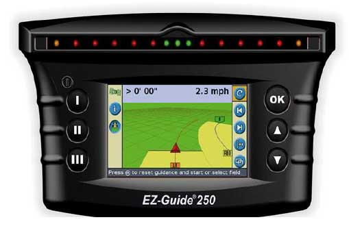 TRIMBLE EZ GUIDE 250 SYSTEM