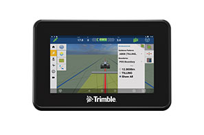 trimble yield mon